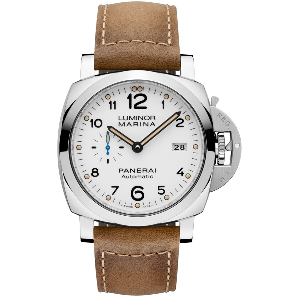 Panerai Luminor Marina 1950 3 Days Automatic Acciaio, Automatic Watches For Men, Silver Watch, Swiss Made Watch
