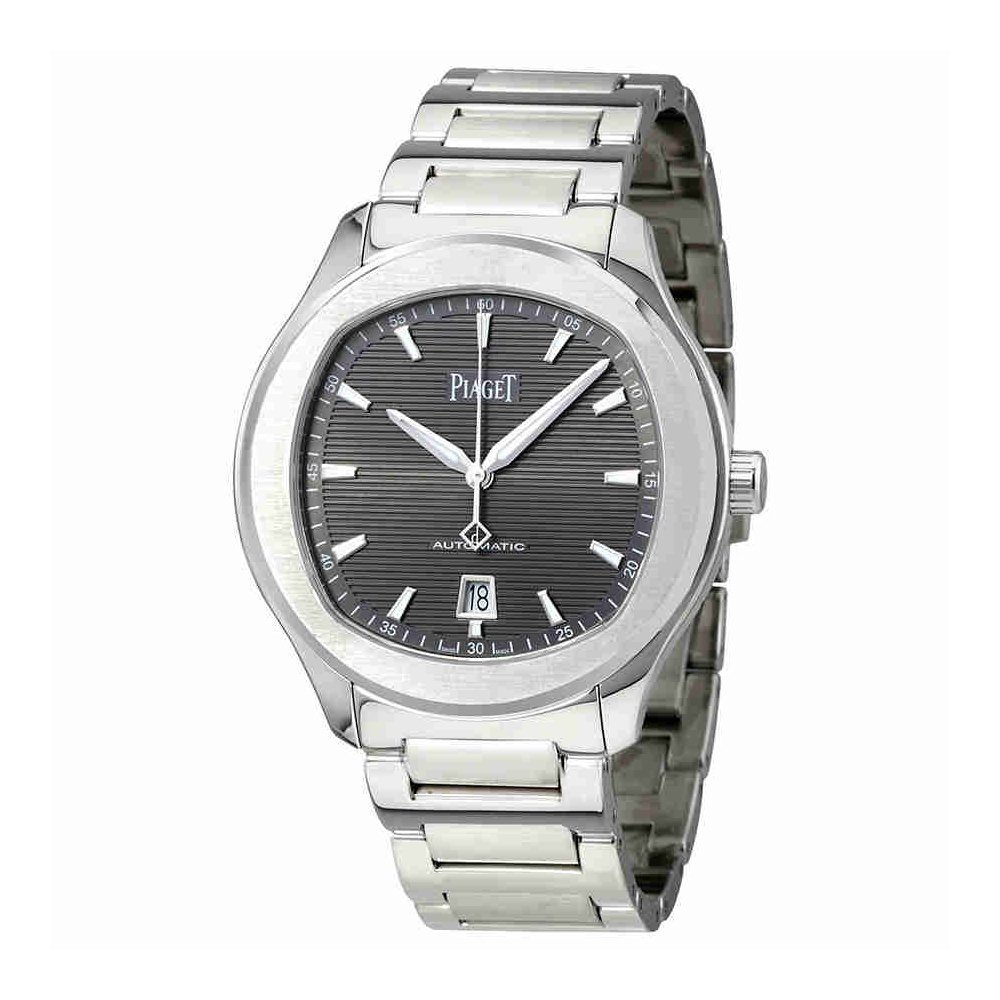 Piaget Polo S, Stainless-steel Watch, Automatic Watches For Men, Date Display, Stainless-steel Watch