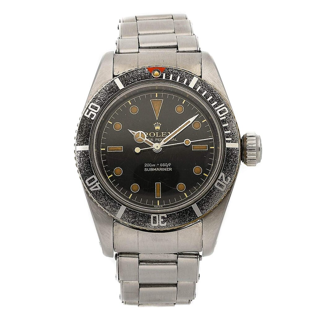 Rolex Submariner 6538, Iconic Movie Watches, Famous Watch, Water-resistant Watch, Dive Watch