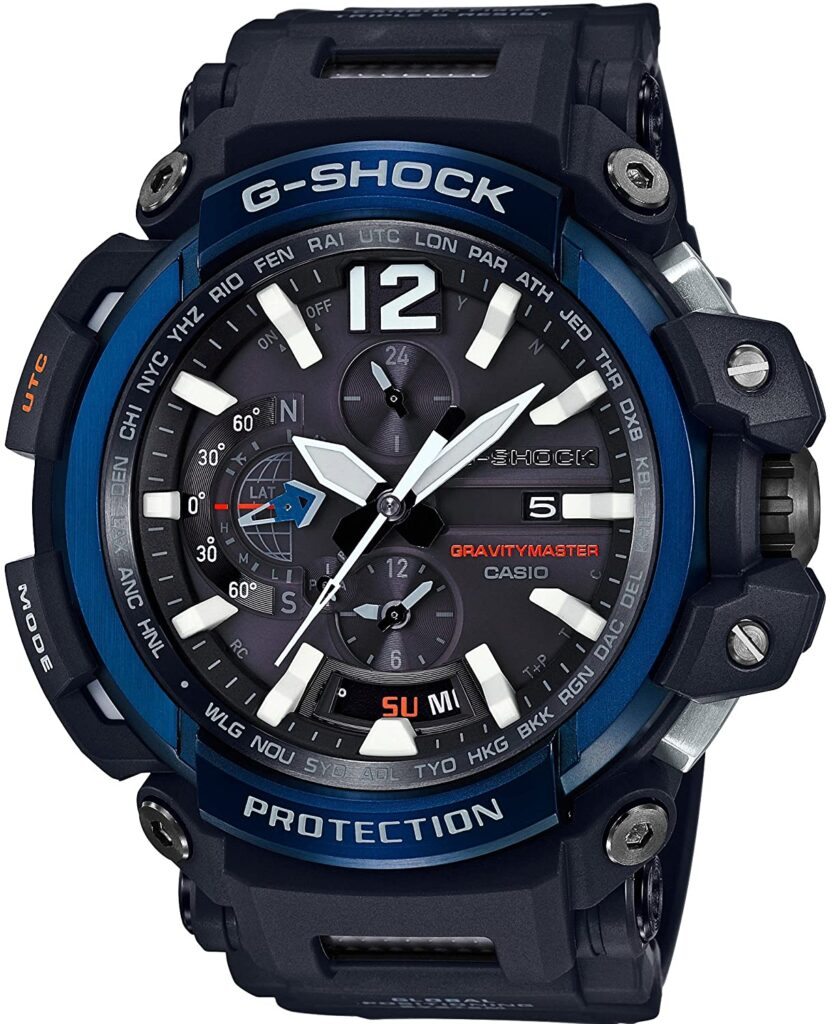 Casio G-Shock Gravitymaster, Japanese Watch, Durable Watch, Modern Watch, Rugged-style Watch