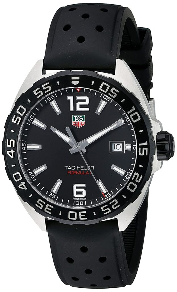 TAG Heuer Formula 1, Affordable Watch, Luxury Sports Watches, Swiss Watch, Date Display