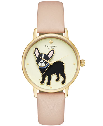 kate spade, kate spade watches, women's watches, Kate Spade Grand Metro Watch