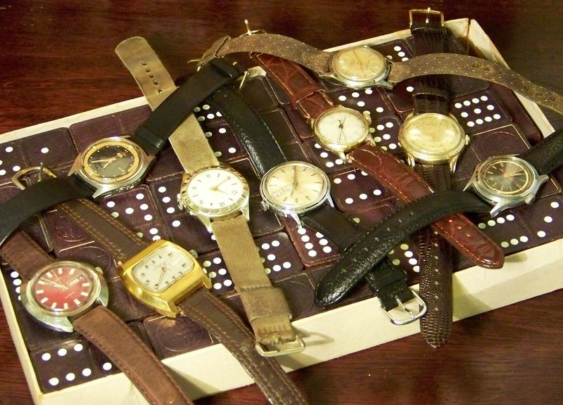 Black-tie Watches, Watch Bands, Watch Straps, Leather Watches, Wristwatches