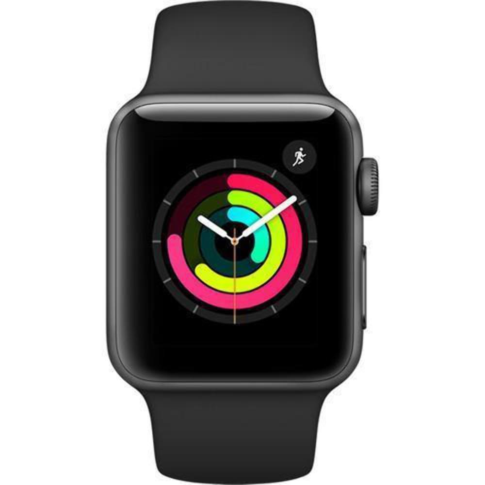 Apple Watch 3, Travel Watches, Smartwatch, Black Watch, Modern Watch