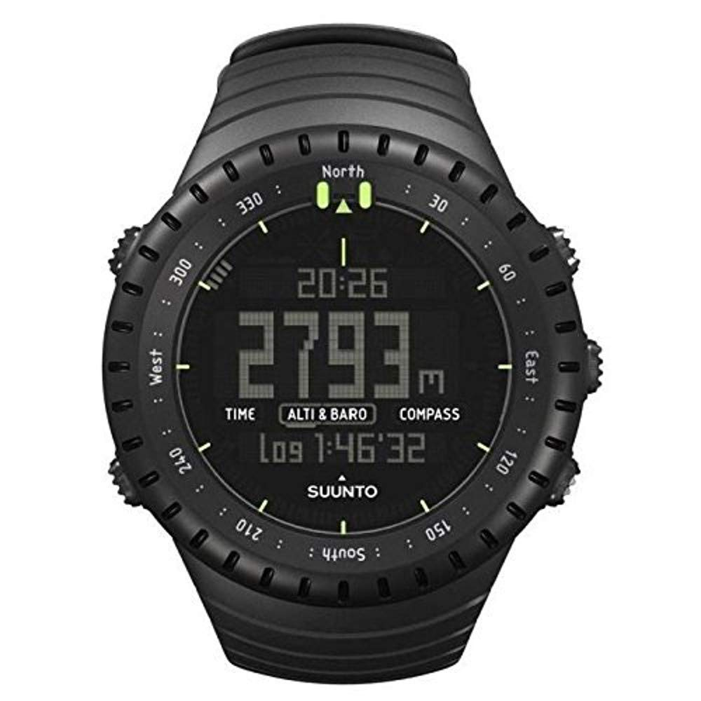 Suunto Core, Black Watch, Automatic Watch, Modern Watch, Summer Watches