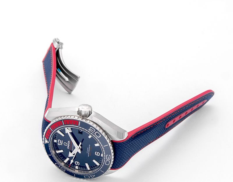 Omega Seamaster 'Pyeongchang 2018', Luxury Watch, Sports Watch, Modern Watch, Olympic Watch