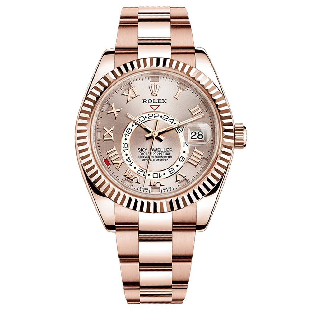 Rolex Sky-Dweller, Swiss Watch, Date Display, Rolex Women's Watches, Luxury Watch