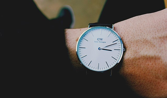 Summer Watches, Daniel Wellington Watch, Wristwatch, Automatic Watch, Modern Watch