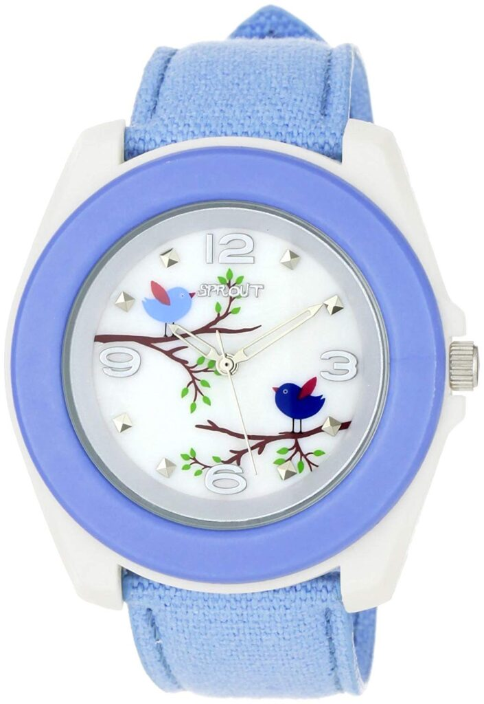 Sprout Watch, Eco-watches, Nature-friendly Watch, Sustainable Watch, Analogue Watch