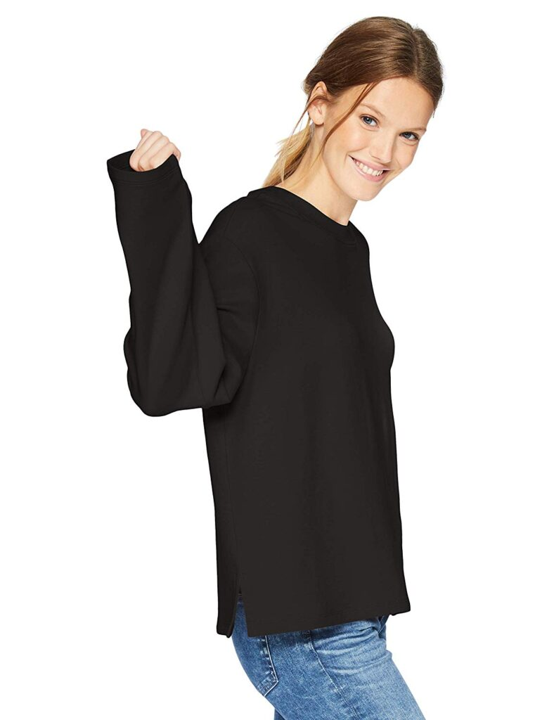 Extra Long Sleeves, Black Sleeves, Woman, Fashion, Jeans