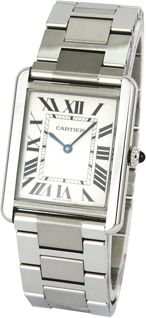 Cartier Tank Solo, Co-ed Watches, Automatic Watch, Swiss Made Watch
