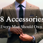 8 Accessories Every Man Should Own