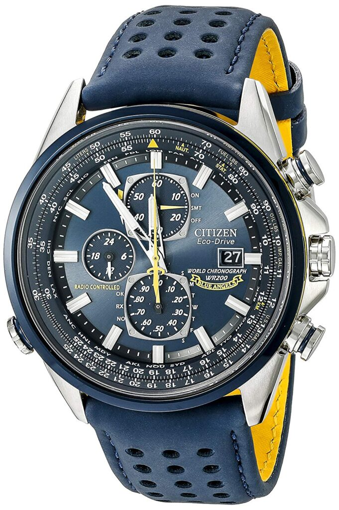 Citizen Eco Drive, Travel Watches, Date Display, Radio Watch, Unique Watch, Rubber Strap