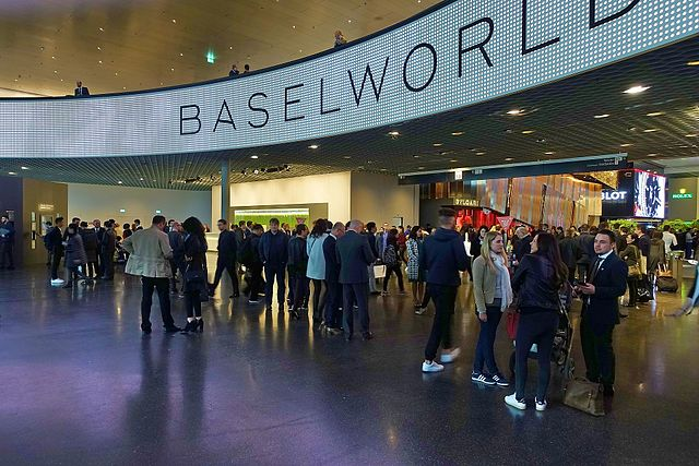 Baselworld, Entrance, Queue, Visitors, Attendants