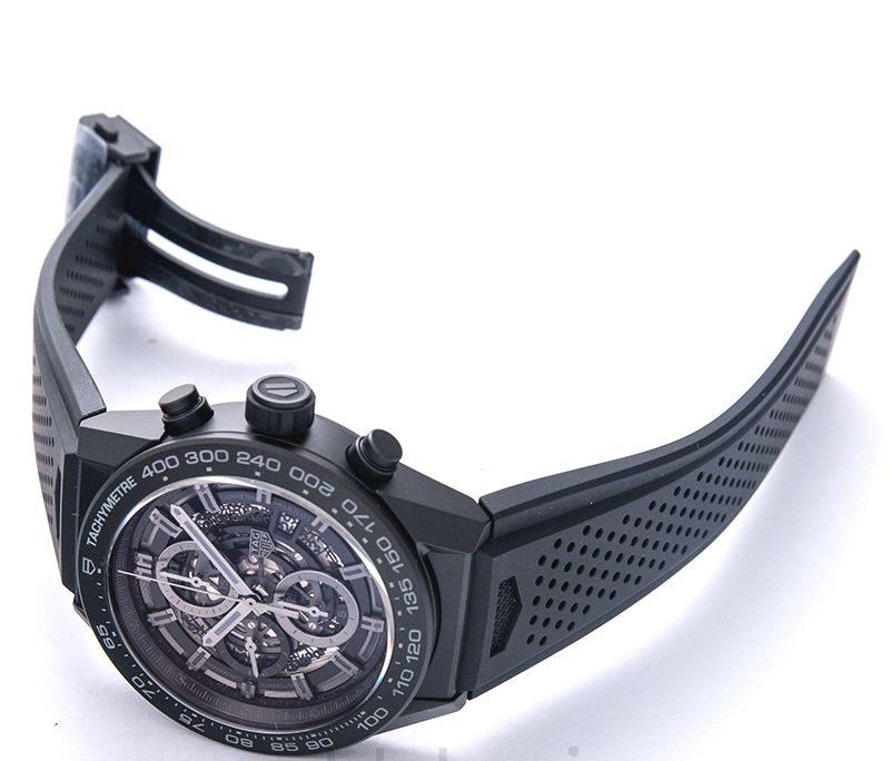 Accessories, Black Watch, Luxury Watch, Swiss Watch, Rubber Watch