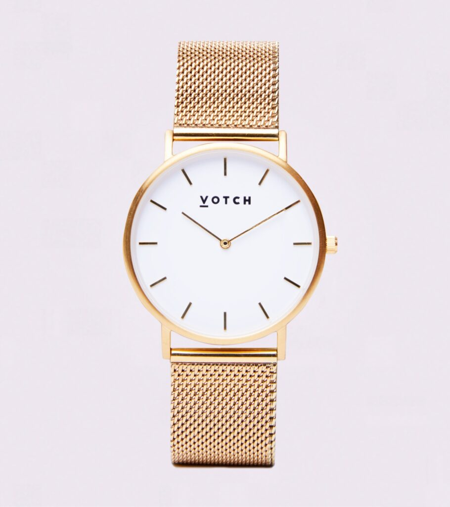Votch Watch, Eco-watches, Nature-friendly Watch, Modern Watch