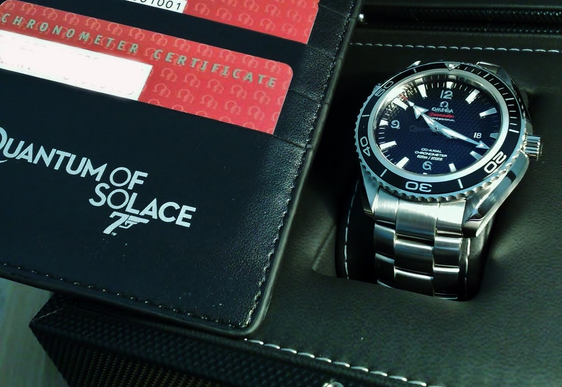 The Price of Being 007: A List Of Famous James Bond Watches