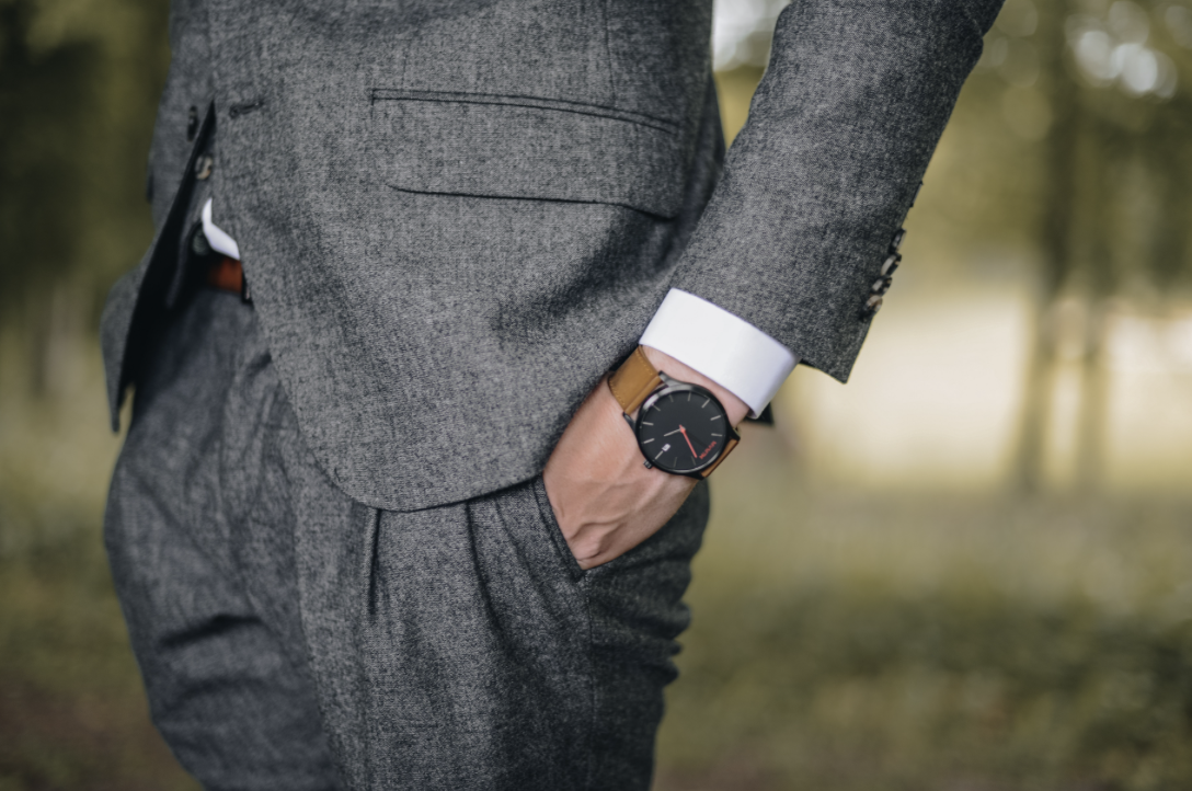 How to Match A Watch With Your Suit for A Black Tie Event
