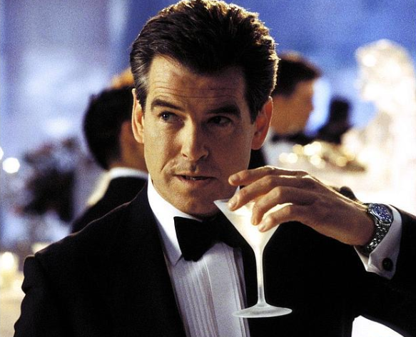 james bond, pierce brosnan, james bond watches, watches james bond