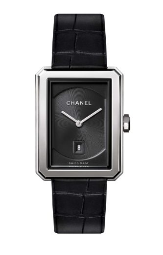 chanel boyfriend watch, chanel watch, co-ed watches