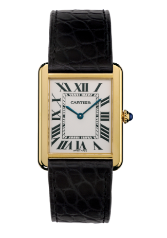 cartier tank solo watch, cartier watch, co-ed watch