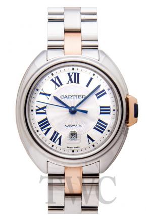 Cartier Clé de Cartier, cartier watch