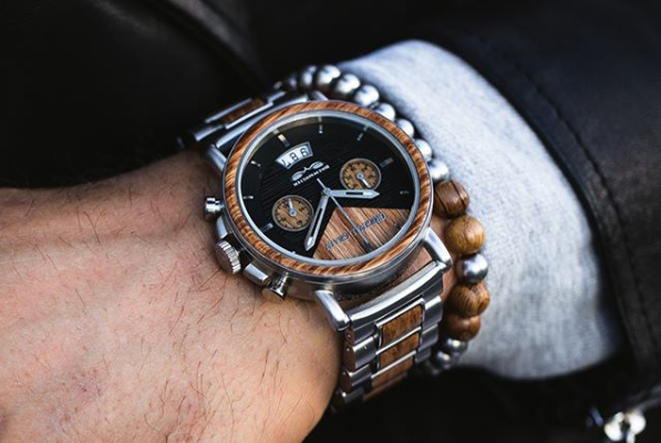 Eco-Watch: Accessorize With Sustainable Timepieces