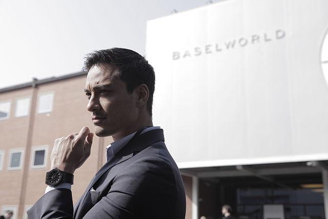 Baselworld, Watch Show, Watch Event, Man, Building