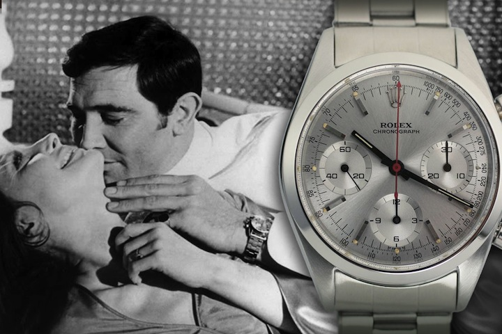 James Bond Watches, Chronograph, White Watch, Famous Watch