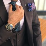 Match Clothes Watch, Wristwatch, Suit, Man, Fashion, Style