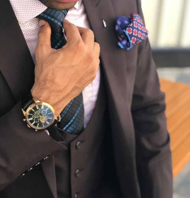 How To Match Your Clothes With Your Watch