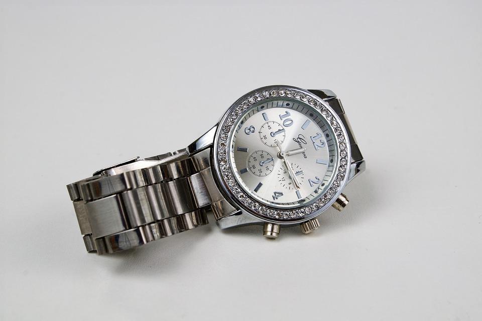 Jewellery, Luxury Watch, Silver Watch, Steel Watch