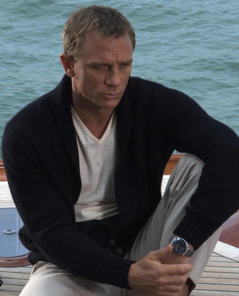 James Bond Watches, Daniel Craig, Wristwatch, Luxury Watch, Automatic Watch
