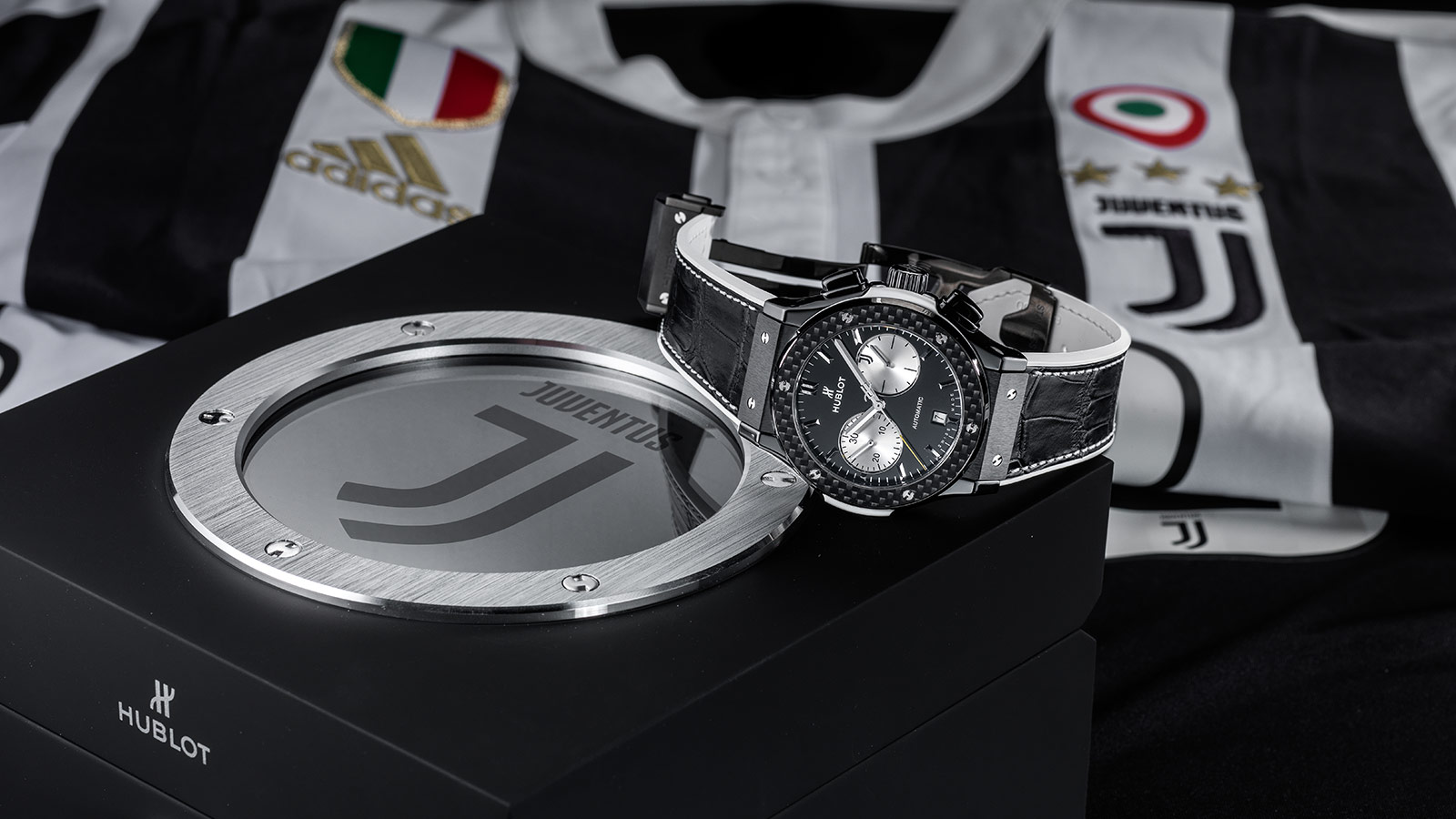 Juventus Watch, Hublot Watch, Luxury Watch, World Cup Players Watches