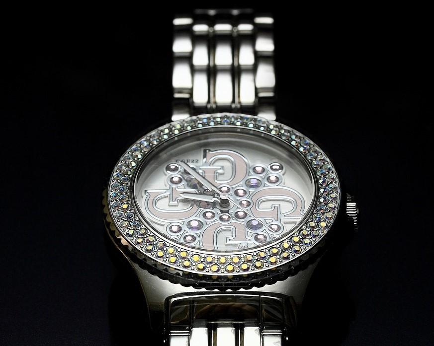 Jewellery, Luxury Watch, Silver Watch, Fashion, Elegance, Style