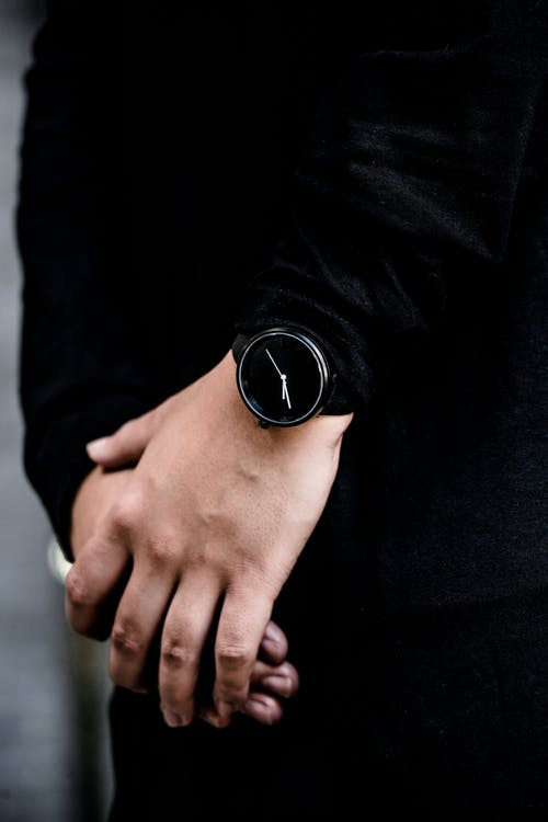 9 Black Watches You Should Have on Your Radar