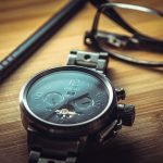 How To Wind Watch, Pocketwatch, Pen, Classic Watch