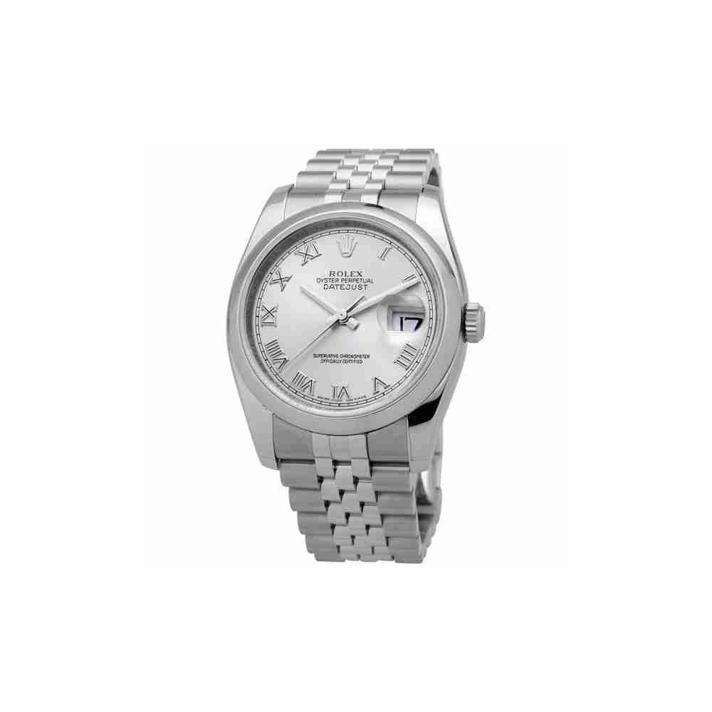 Rolex Datejust, Vintage Watches, Steel Watch, Date Display, Swiss Watch