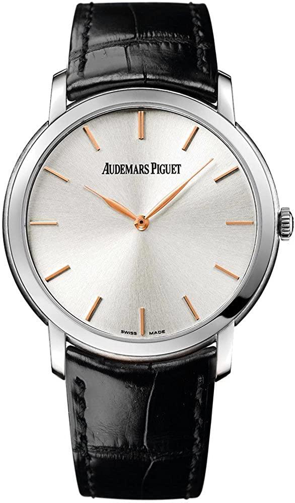 Audemars Piguet Jules Audemars, Leather Watch, Swiss Watch, Men's Dress Watches