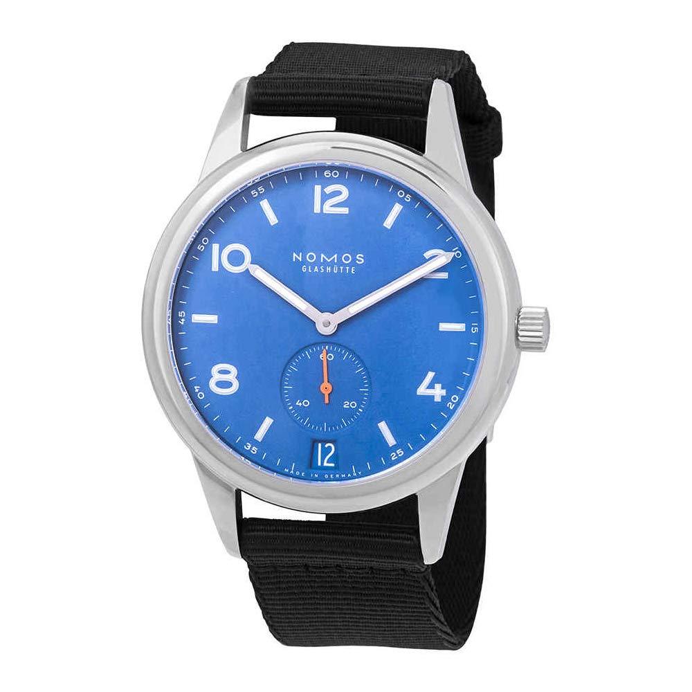 Nomos Club, Men's Dress Watches, Blue Watch Face, Luxury Watch, German Watch