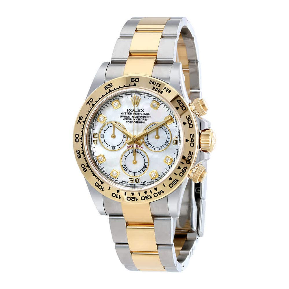 Rolex Cosmograph Daytona, Gold Watch, Swiss Watch, Stainless-steel Watch, Luxury Watch