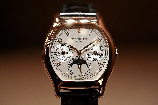 Patek Philippe MG 2591, Brown Watch, Luxury Watch, Unique Watch, Automatic Watch