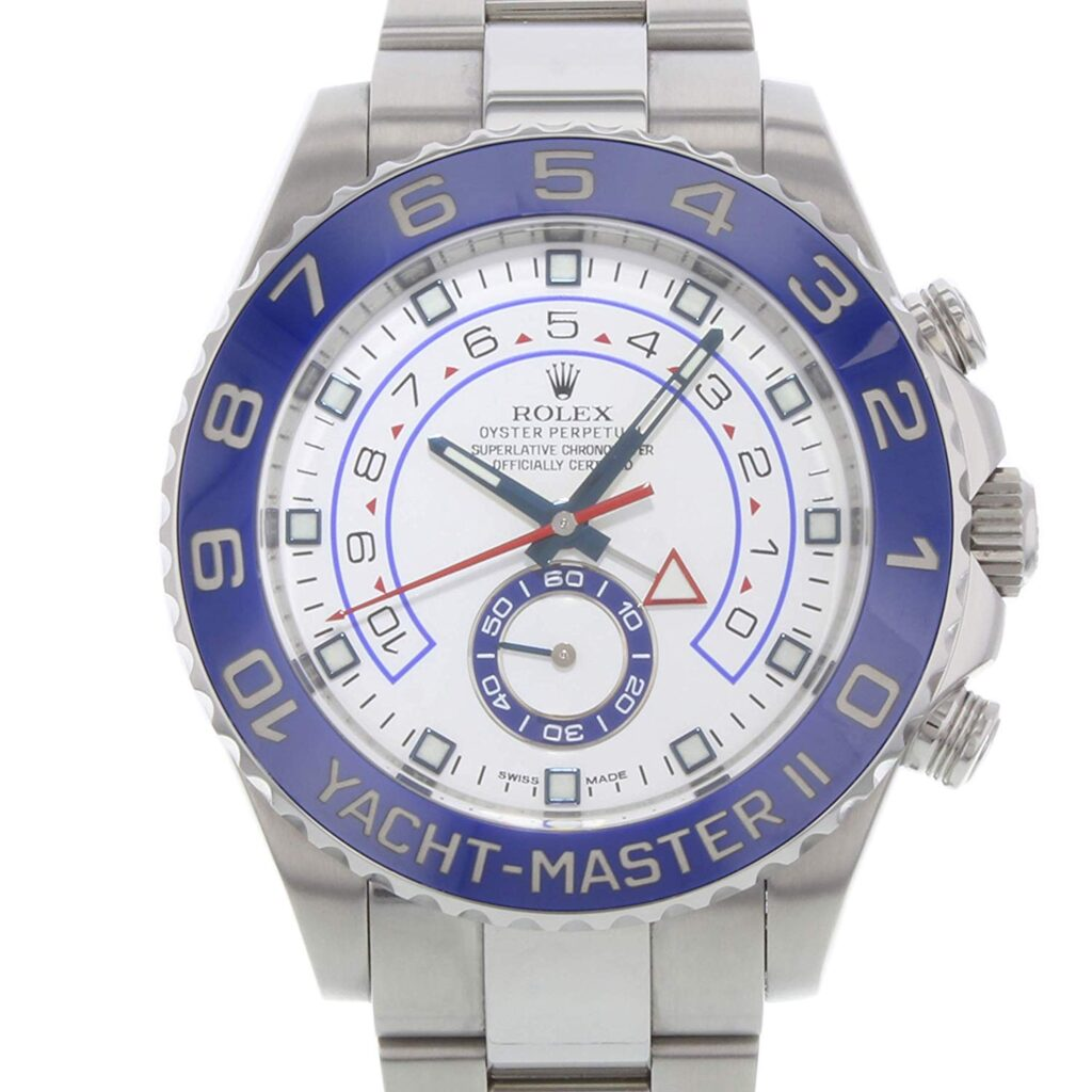 Rolex Yacht-Master, Popular Rolex Models, Purple Dial, Automatic Watch, Swiss Watch