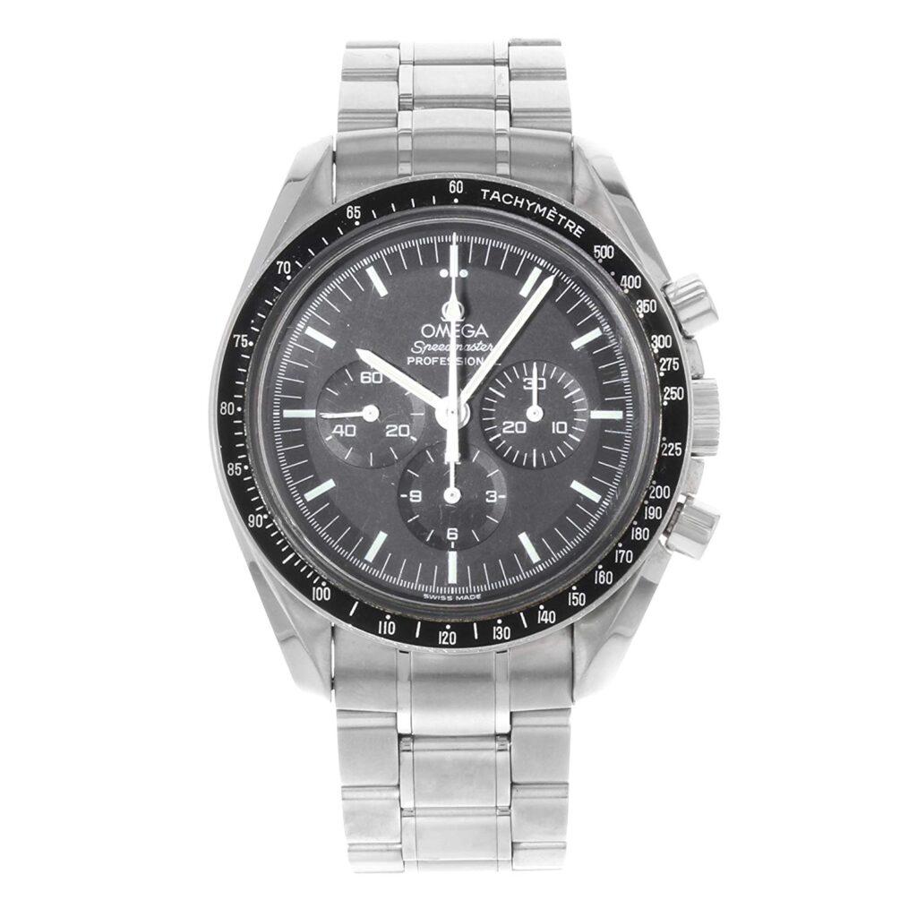 Omega Speedmaster, Swiss Watch, Black Dial, Vintage Watches
