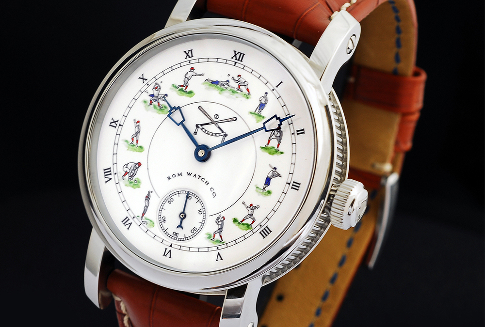PS-801-BB, Automatic Watch, Fourth of July Watches, Luxury Watch