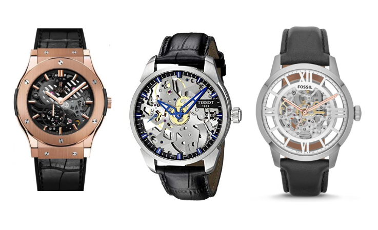Our 9 Favorite Skeleton Watches