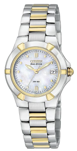 Citizen Women's Eco-Drive Two-Tone