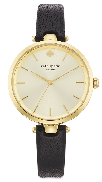 Kate Spade watch, kate spade holland watch, kate spade holland strap watch