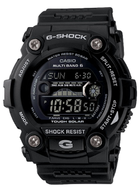 Casio Gw7900b-1 G-shock Black Solar Sport Watch, casio watch, casio camping watch, casio g-shock