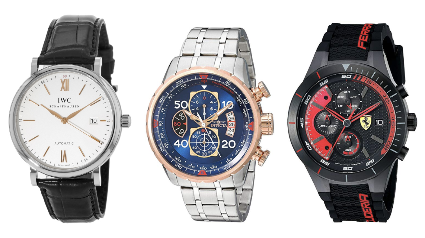 5 Different Watch Styles Every Man Should Know